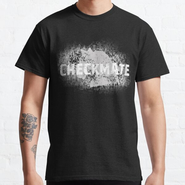 Checkmate me knight Classic T-Shirt