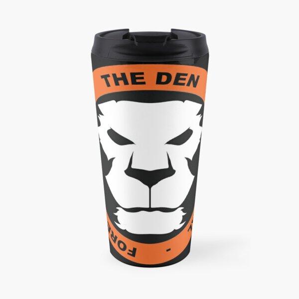 The Den Circle Travel Mug