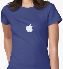 APPLE® Womens Fitted T-Shirt