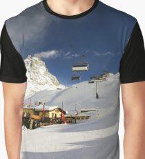 The Matterhorn Graphic T-Shirt