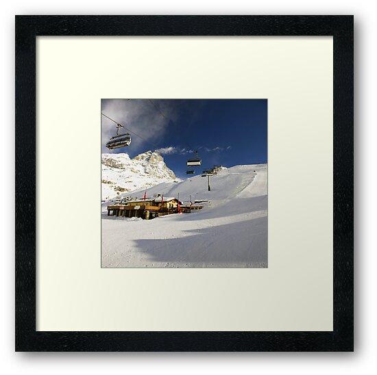 The Matterhorn by Steve plowman