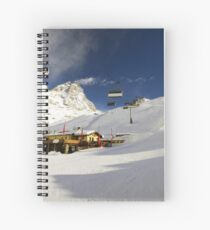 The Matterhorn Spiral Notebook