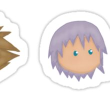 Kingdom Hearts Destiny Trio Sticker