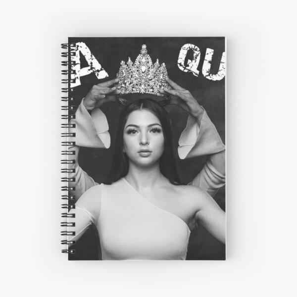 Eva Queen Cahier à spirale