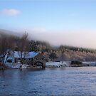 Loch Tummel by FrancesArt