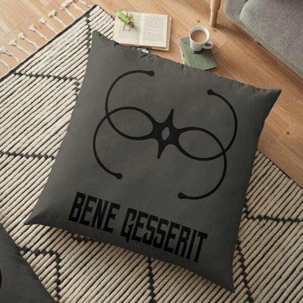 Bene Gesserit Symbol Art Design - Dune (2020 film) Floor Pillow