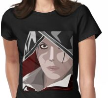 Evie Frye Grafic Art Womens Fitted T-Shirt