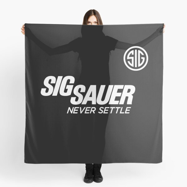 Never Compromise SIG Settle Essential Scarf