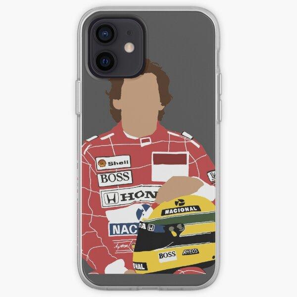 Ayrton Senna Coque souple iPhone
