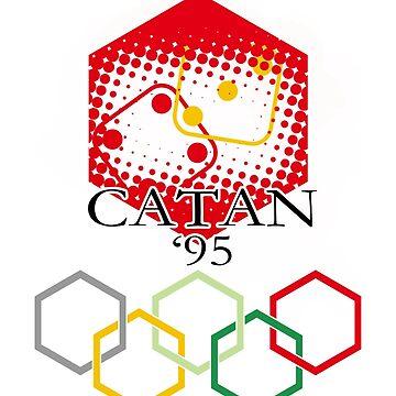 Catan Olympics by demekanized