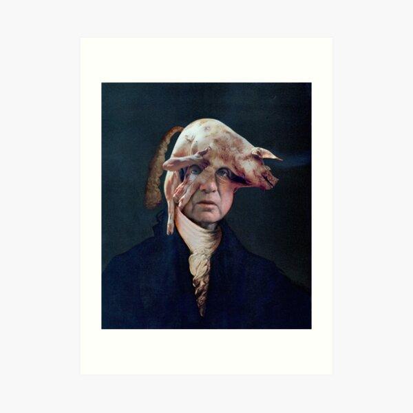 Francis Bacon 2. Art Print