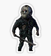 His Name Was Jason... Sticker