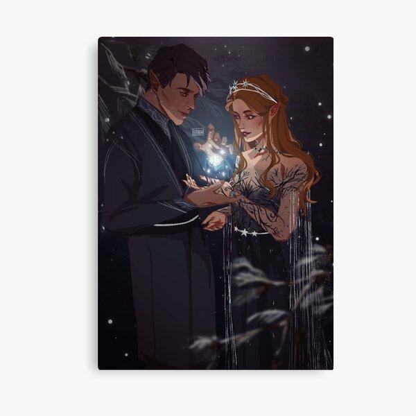 A Winter Solstice Birthday Canvas Print