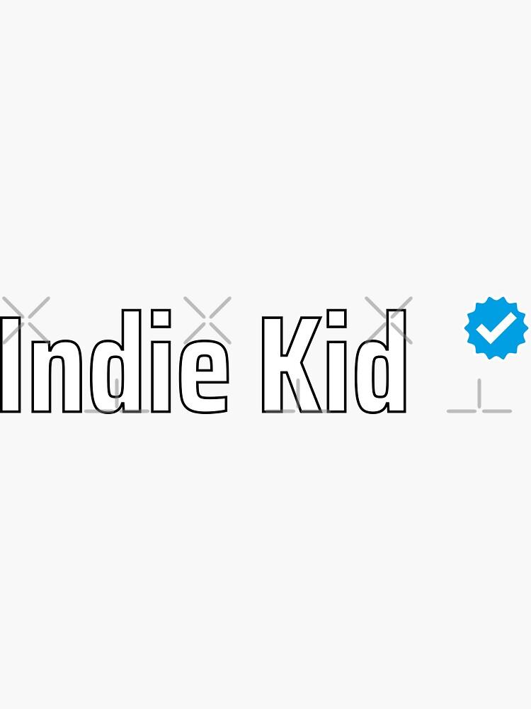 Verified Indie Kid by a-golden-spiral