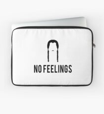 Keine Gefühle. Laptoptasche