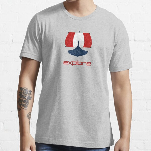 VHEH - Explore Essential T-Shirt