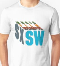 SXSW The Big Sleep 2012 T-Shirt
