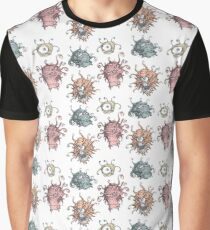 Beholder Pattern Graphic T-Shirt