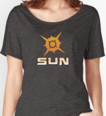 Pokemon Sun Women's Relaxed Fit T-Shirt