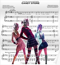 Heathers- Candy Store Poster
