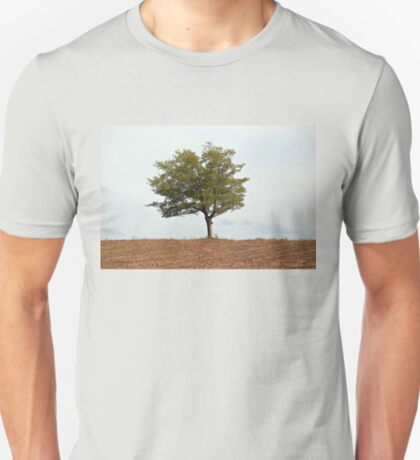 Lone Tree in Dry Land T-Shirt