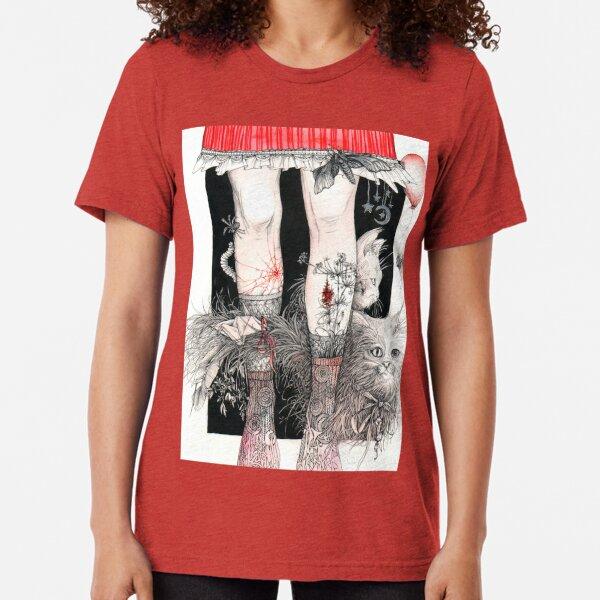 Legs Tri-blend T-Shirt