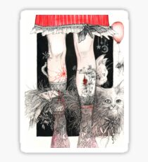 Legs Sticker