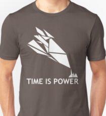 Time Is Power (Quantum Break Inspired Shirt) T-Shirt