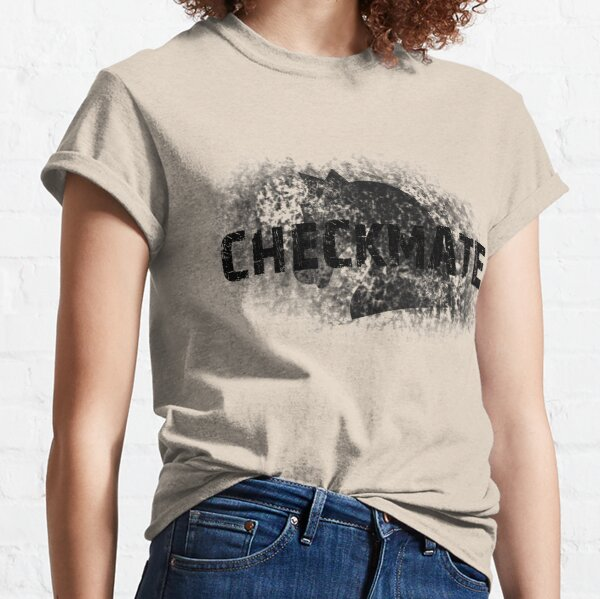 Checkmate knight Classic T-Shirt