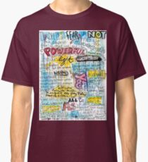 """Marianne Williamson Quote - """"Our deepest fear is not that we are inadequate"""" Classic T-Shirt"""