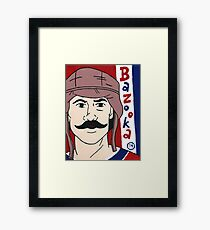 Bazooka Joe #14 Framed Print