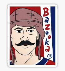 Bazooka Joe #14 Sticker