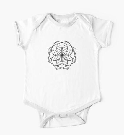Kaleidoscope Mandala Kids Clothes