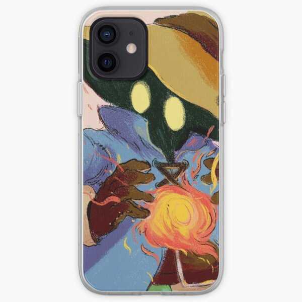 A Doll With a Soul iPhone Soft Case