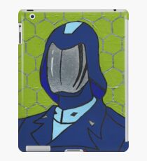Cobra In Chief iPad Case/Skin