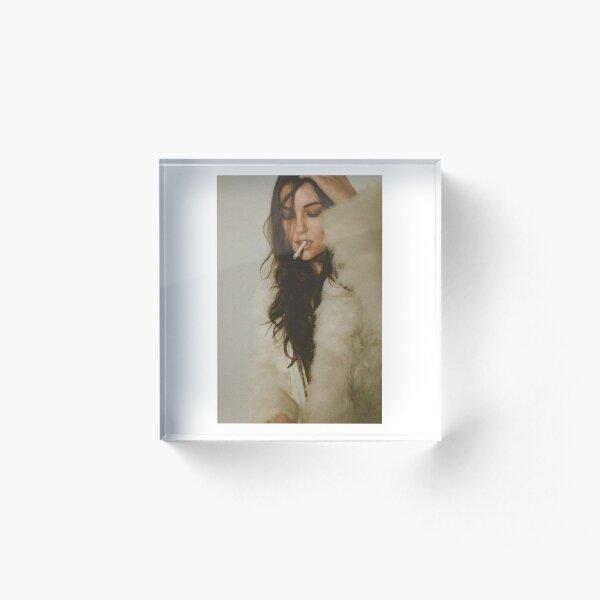 Sasha Grey Acrylic Block