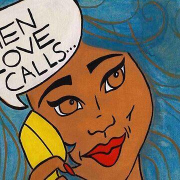 When Love Calls... by ChristoffDavis
