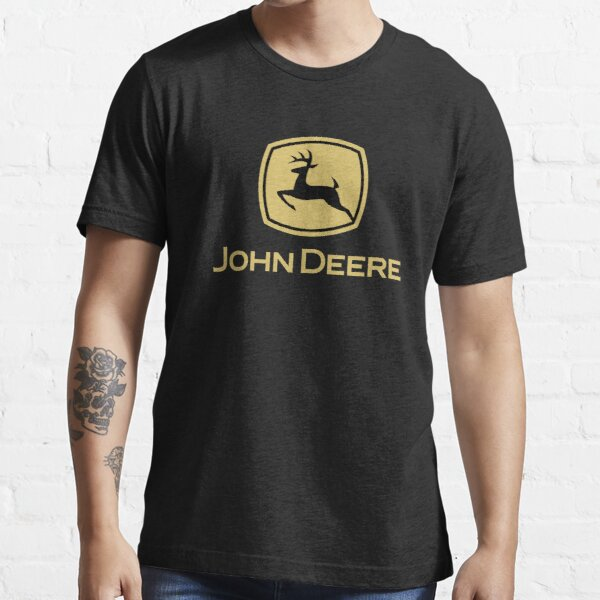 [GOLDEN] John Deere ORIGINAL T-shirt essentiel