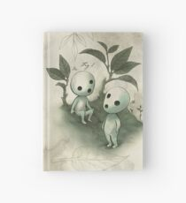 Natural History - Forest Spirit studies Hardcover Journal