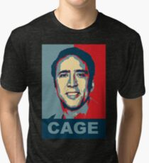 CAGE 2018 Tri-blend T-Shirt