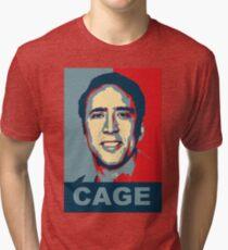 CAGE 2016 Tri-blend T-Shirt