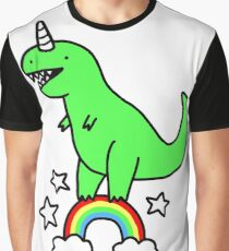 T-Rexicorn Graphic T-Shirt