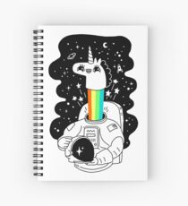 See You In Space! Spiral Notebook