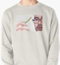 Penpals: Green Pullover Sweatshirt