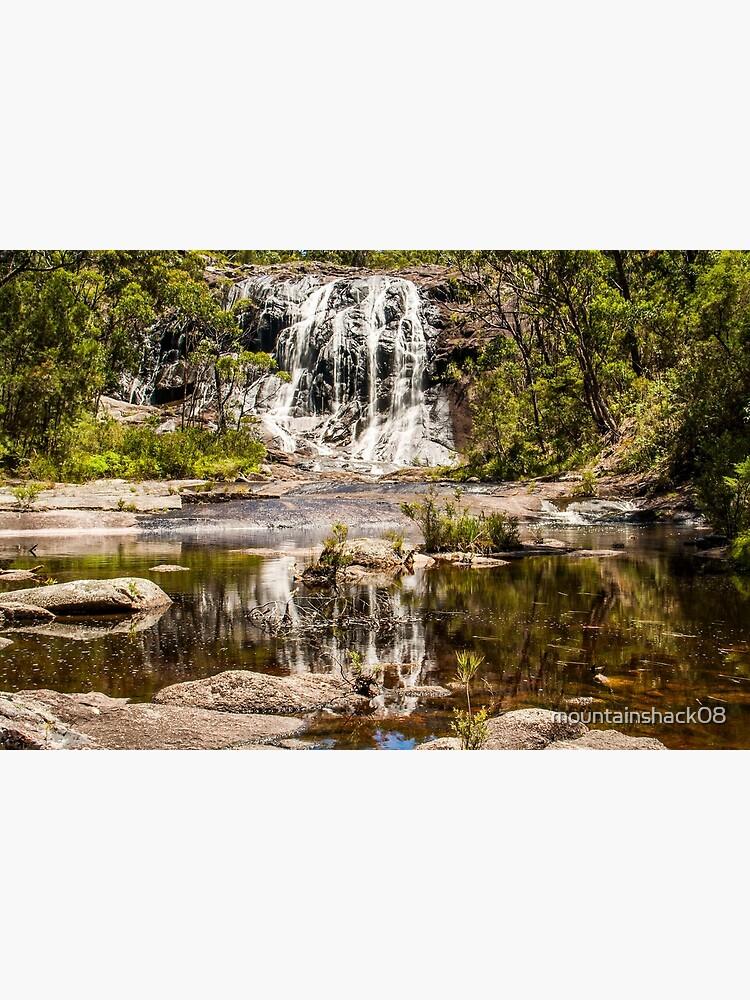 Beautiful Basket Swamp Falls by mountainshack08
