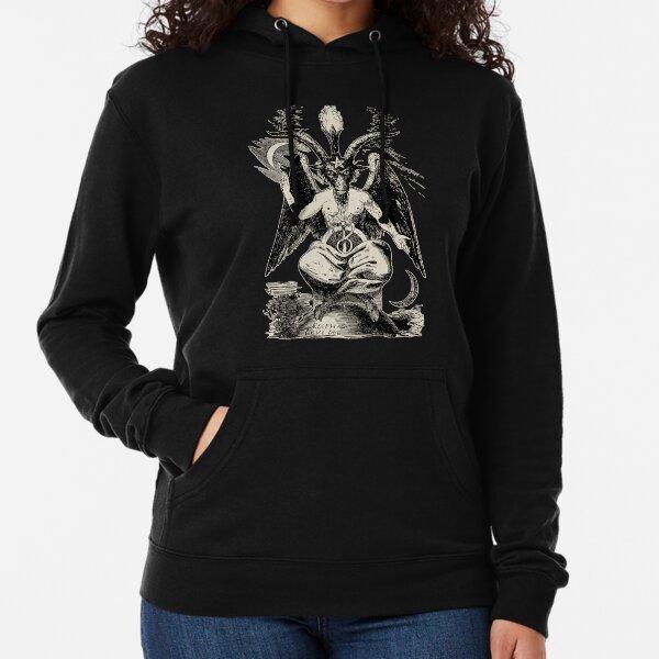Skeleton Hand Rock And Roll Hoodie Bones Hardcore Metal Horns Sweatshirt