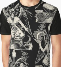 Baphomet Graphic T-Shirt