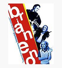 Brian Eno Poster Fotodruck