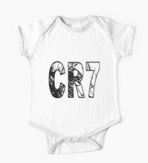 CR7 Cristiano Ronaldo 7 Kids Clothes