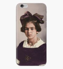 Frida Kahlo Age 12 iPhone Case